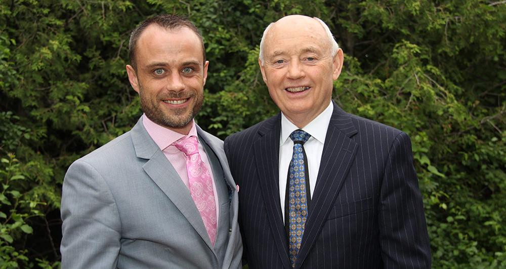 Craig and Allan O'Brien