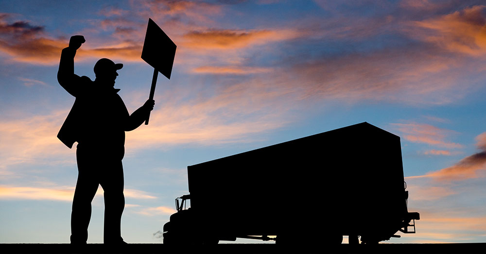 """So-Called """"Right To Work"""" Laws And The Free Rider Problem"""
