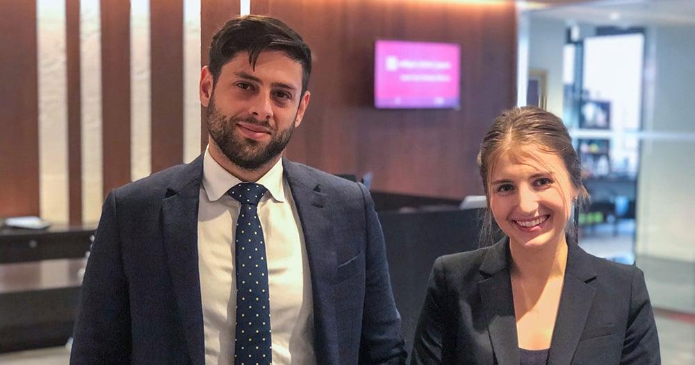 Ira Marcovitch & Emma Costain